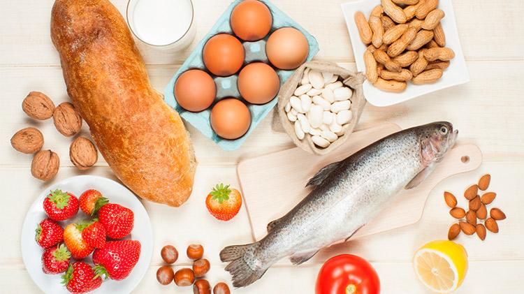 Alergias e Intolerancias Alimentarias   Alergias e Intolerancias Alimentarias alergenos intolerancias alimentarias