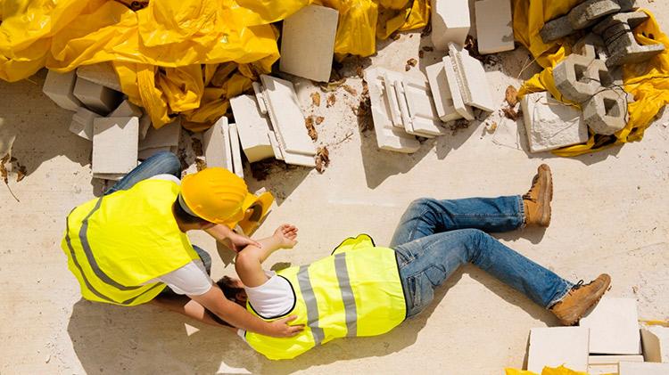 accidente-laboral  Accidentes laborales, ¿cómo prevenirlos? accidente laboral