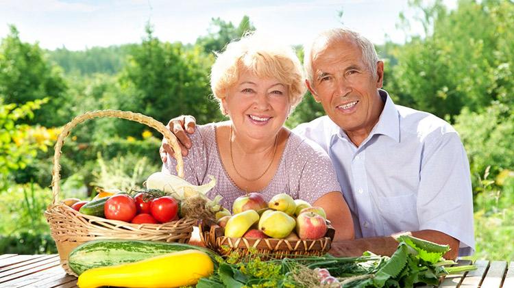 Curso Online de Alimentación del anciano