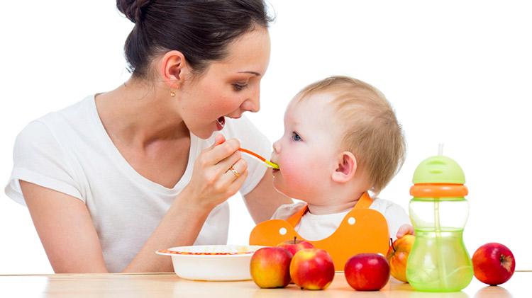Nutrición durante el primer año de vida alimentacion primer ano vida