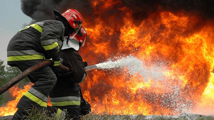 Curso Online de Extinción de incendios