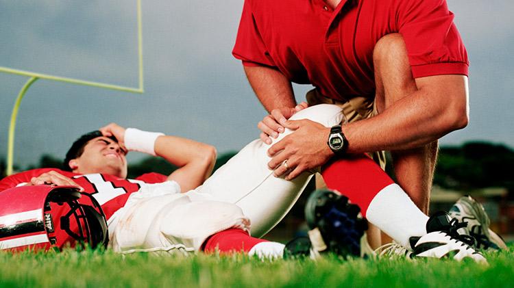 primeros auxilios en los deportes