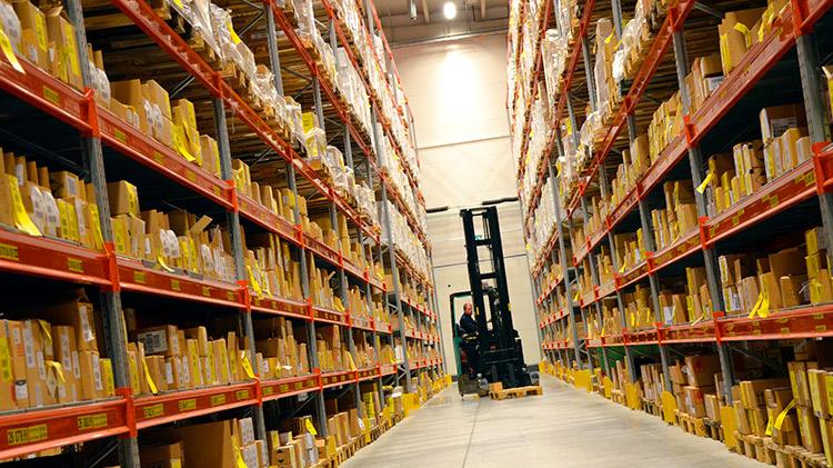 administración y gestión de almacén Administración y Gestión de Almacén gestion almacen