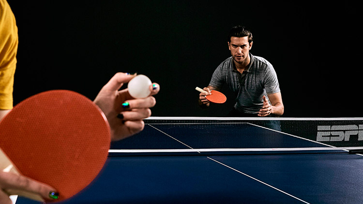 Curso Online de Tenis de Mesa