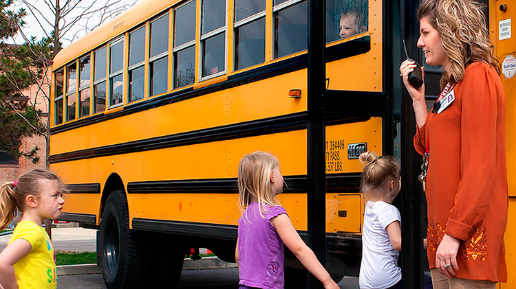 Curso Online de Monitor/a de Transporte Escolar