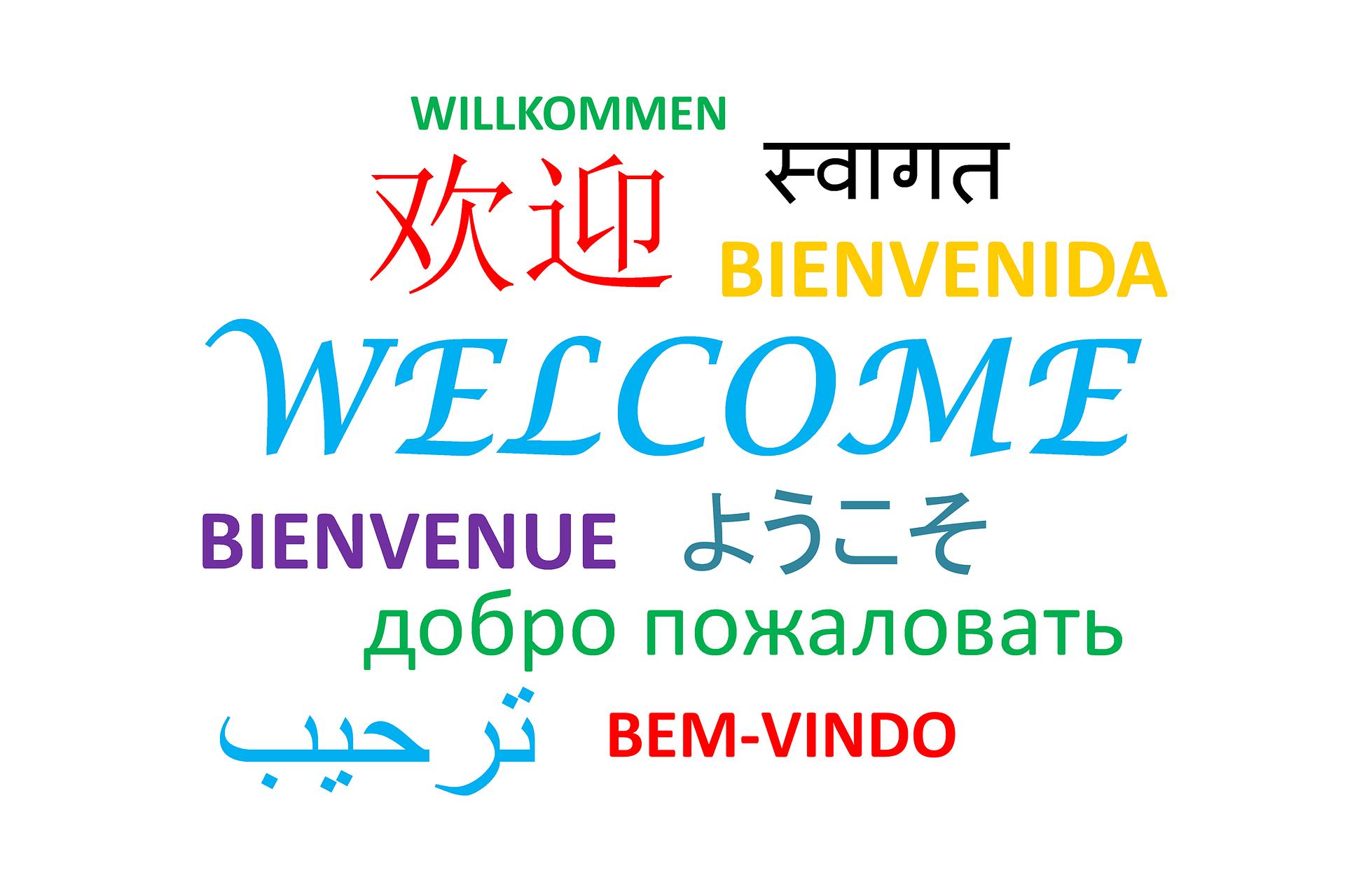 Las lenguas más habladas del mundo   Las lenguas más habladas del mundo BienvenidoIdiomas