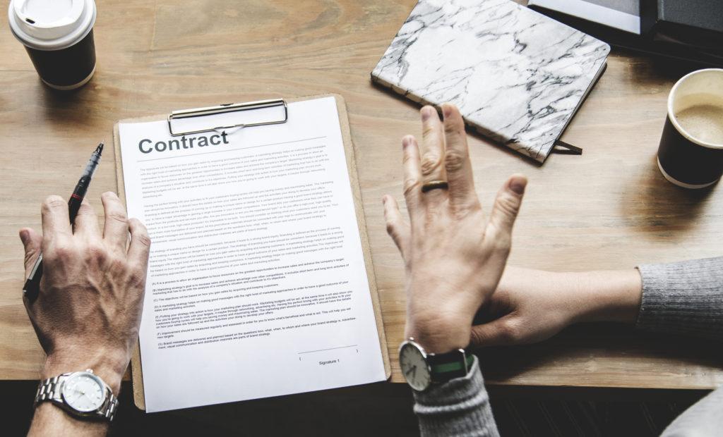 Curso de contratos, nóminas y seguros sociales   Curso de contratos, nóminas y seguros sociales Contrato 1024x620