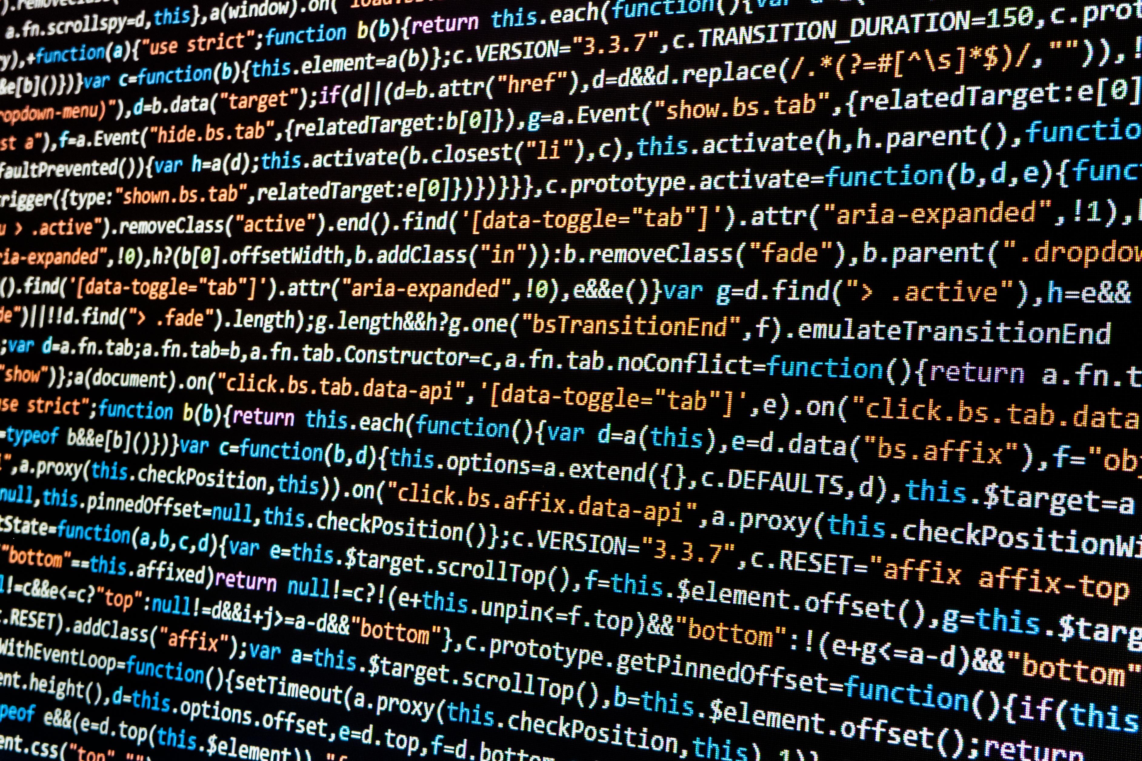 Los 5 lenguajes de programación más demandados en 2018