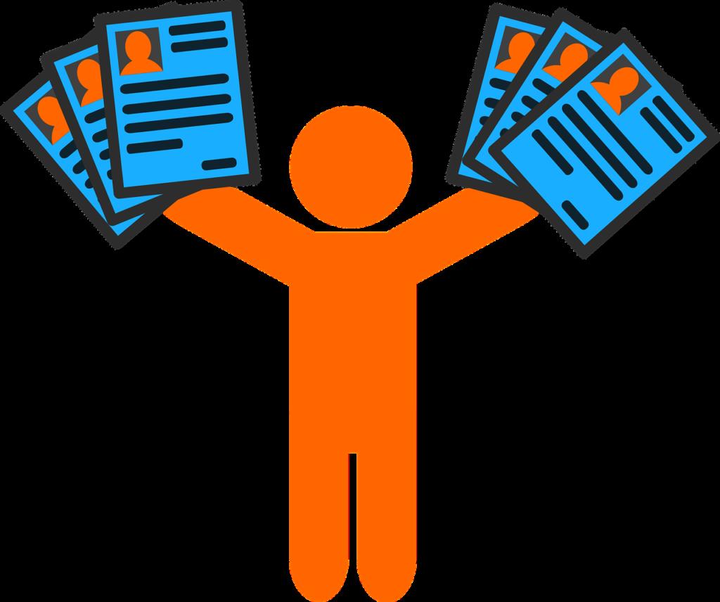 MonigoteCV  Cómo redactar un curriculum vitae para encontrar trabajo MonigoteCV 1024x856