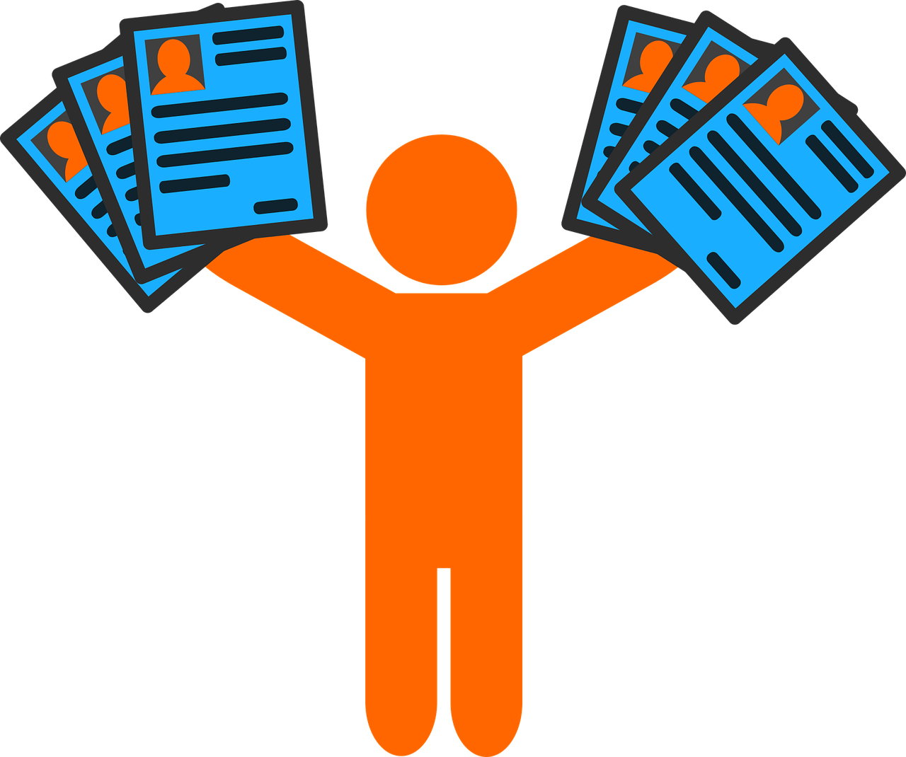 MonigoteCV  Cómo redactar un curriculum vitae para encontrar trabajo MonigoteCV