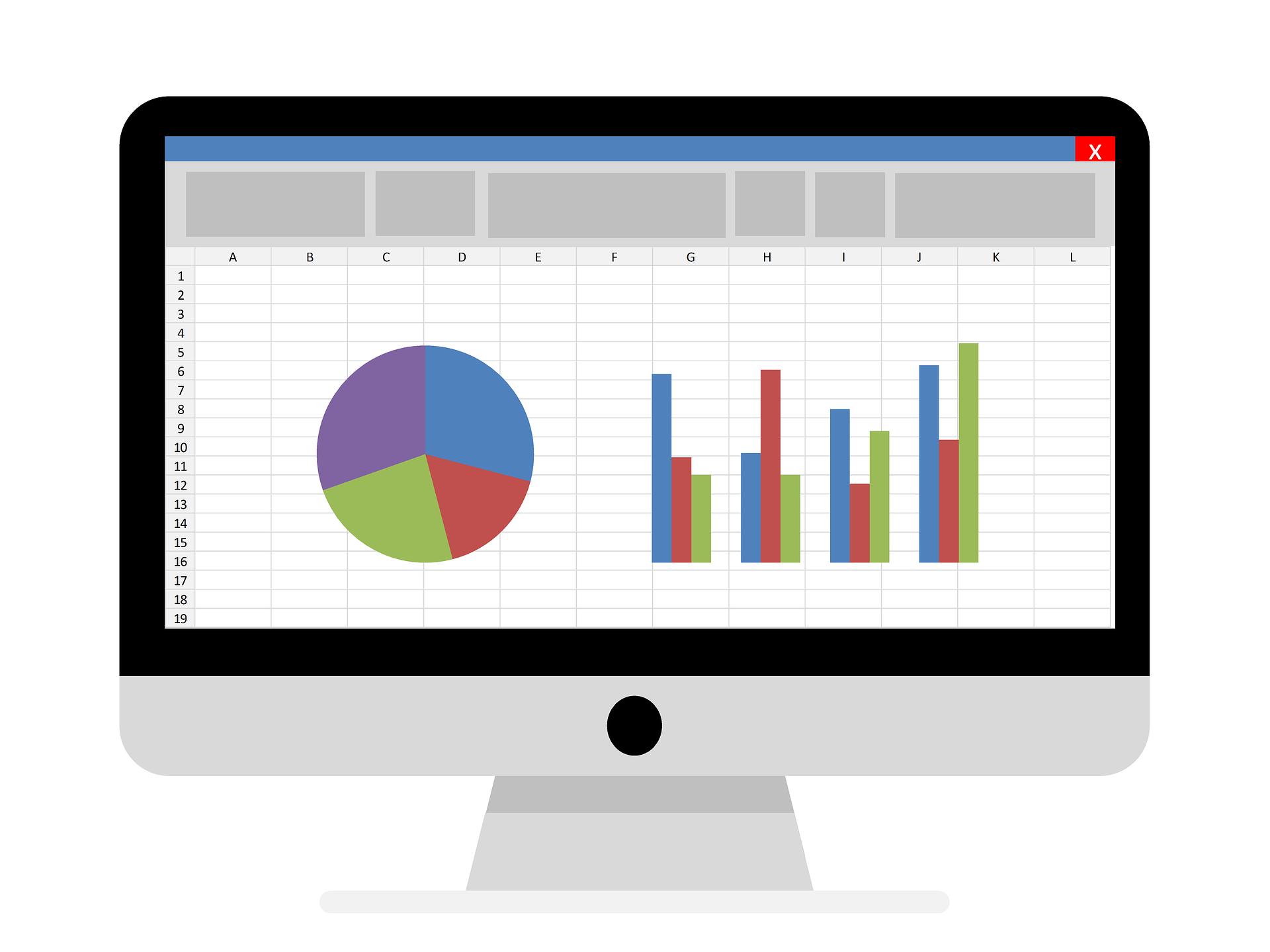Cursos online de Excel
