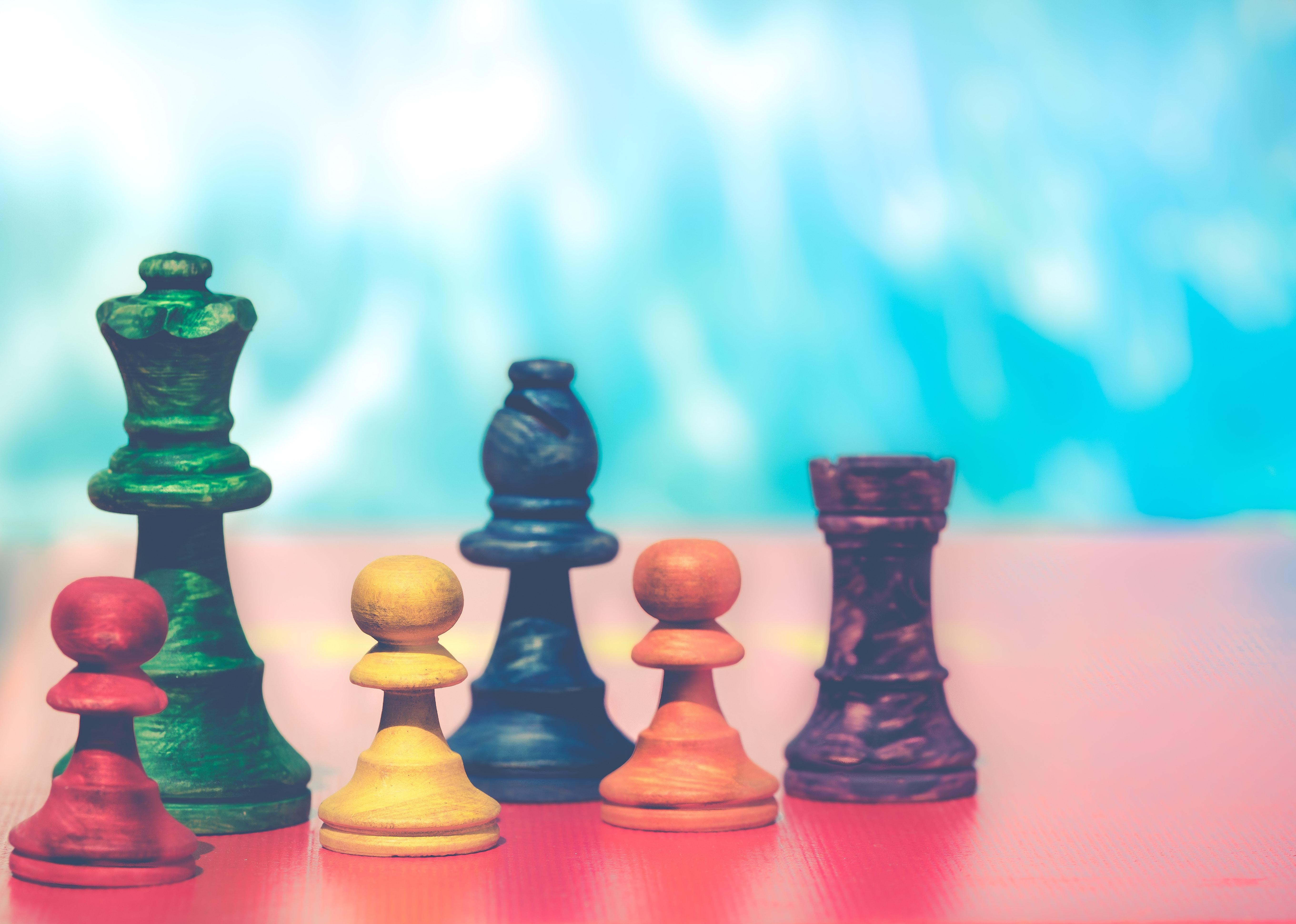 PiezasAjedrez  ¿Qué es la teoría de juegos? PiezasAjedrez