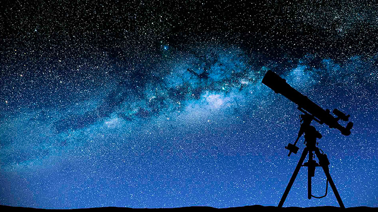 Curso Online de Astronomía Básica: Cuerpos Celestes y Constelaciones