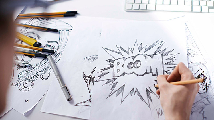 Diseño y Diagramación de Historietas  diseño y diagramación de historietas Diseño y Diagramación de Historietas diseno diagramacion historietas