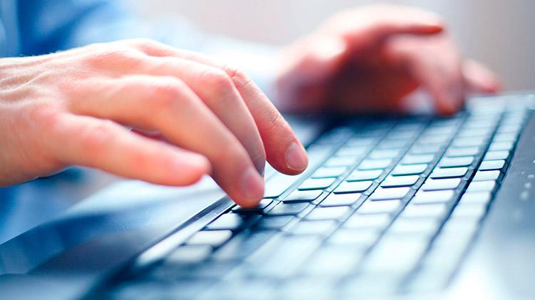 curso online de mecanografía Mecanografía mecanografia