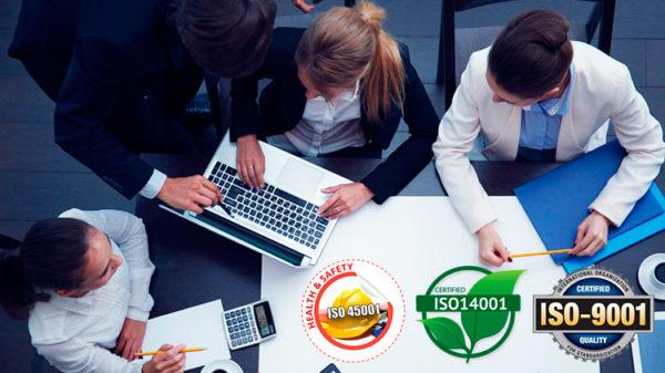 Curso Online de Auditor Interno de Sistemas Integrados de Gestión: Calidad + Medio Ambiente + Riesgos Laborales - ISO 9001 + ISO 14001 + ISO 45001