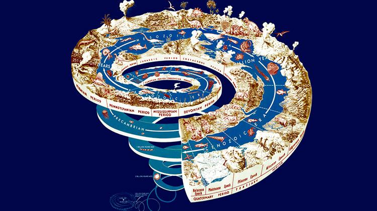 Curso Online de Geología: Historia de Nuestro Planeta