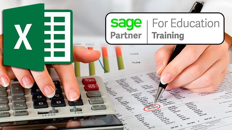 contablidad y facturación en microsoft excel con sage 50 cloud Contablidad y Facturación en Microsoft Excel con SAGE 50 Cloud contabilidad inventarios facturacion excel sage
